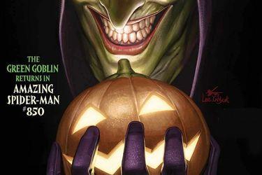El Duende Verde volverá otra vez a los cómics de Spider-Man