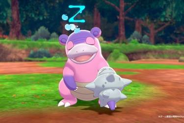 Un primer vistazo a Slowbro Galar en el nuevo adelanto de la expansión de Pokémon Espada y Escudo