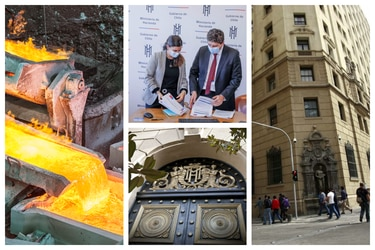 Hacienda prevé fuerte caída de ingresos tributarios en 2022 y fija exigente ruta de convergencia fiscal