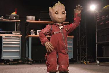 Vean este impresionante Groot robótico que camina desarrollado para los parques de Disney