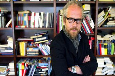 Claudio López, mi editor