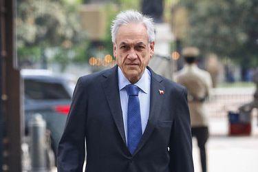 Tras aprobación de idea de legislar sobre proyecto de pensiones se suspende actividad donde Piñera anunciaría cambios a la iniciativa