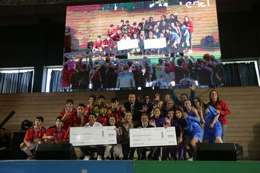 Independecia saca doblete y se corona campeón de la Copa Enel 2018 en mujeres y hombres