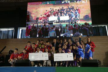 Copa Enel, Final
