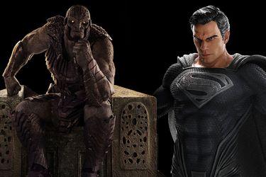 Darkseid y Superman tendrán impresionantes figuras coleccionables inspiradas en el Snyder Cut