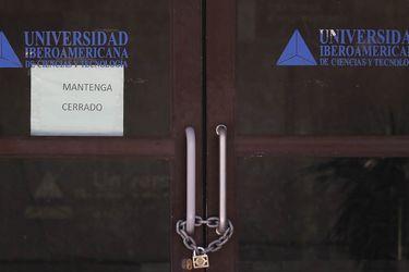 Mineduc confirmó el cierre de la Universidad Iberoamericana