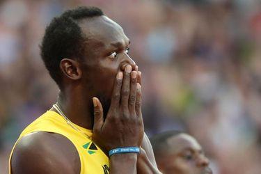 Usain Bolt da positivo tras una fiesta con Raheem Sterling