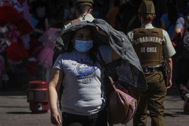 Santiago se apresta a vivir el día más caluroso de la primavera: temperatura podría llegar hasta los 35°C
