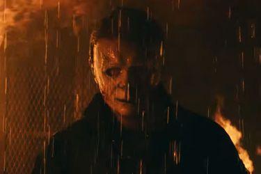 Michael está vivo en el tráiler final de Halloween Kills