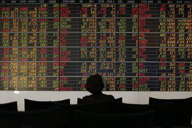 LAS BOLSAS ASIÁTICAS REPUNTAN TRAS UNA CAÍDA INICIALAsian stocks rebound after initial plunge
