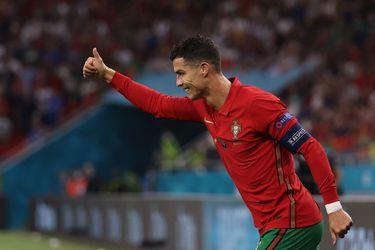 Alemania obra el milagro  y Cristiano se convierte en el goleador histórico de las selecciones