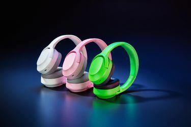 Razer presentó a los Opus X, sus nuevos audífonos con cancelación de ruido y modo de juego