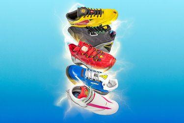 Reebok presentó a sus nuevas zapatillas inspiradas en los Power Rangers