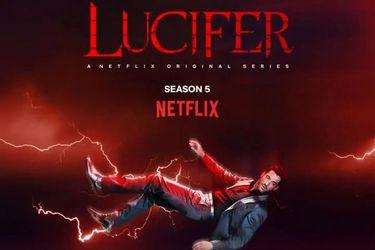 La segunda mitad de la quinta temporada de Lucifer llegará el 28 de mayo a Netflix
