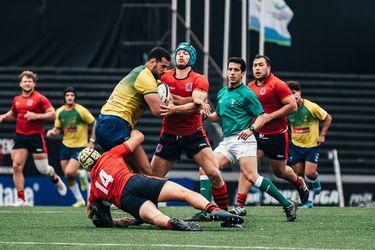 Los Cóndores cierran el Sudamericano batiendo a Brasil