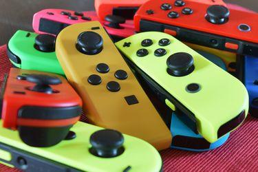 Nintendo reparará de forma gratuita los Joy-Con con problemas