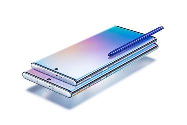 Samsung anunció los precios en Chile del Galaxy Note10 y el Note10+