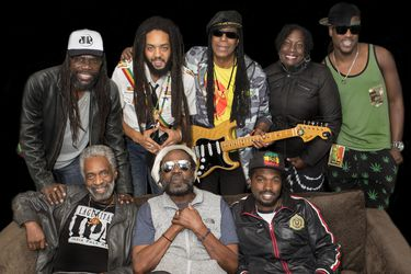 The Wailers, la banda de Bob Marley, llega a Santiago