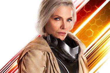 Michelle Pfeiffer ant man wasp