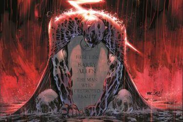 Barry Allen no logrará restaurar la realidad en la versión del Multiverso Oscuro de Flashpoint