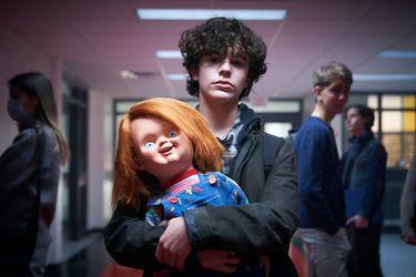 Chucky parece un muñeco inocente en las nuevas fotos de su serie