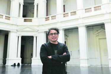 Daniel Cruz, un artista análogo y digital para el nuevo MAC