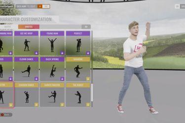 Los bailes The Carlton y The Floss fueron eliminados de Forza Horizon 4