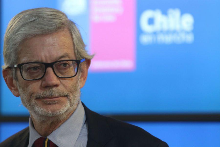 Hasta entonces el MOP estaba en manos de Juan Andrés Fontaine, quien se trasladó a Economía,