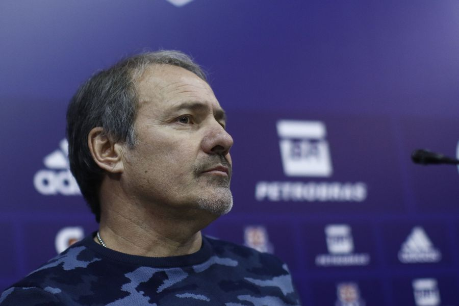 Sergio Vargas celebra estar entre los mejores cinco porteros nacionales elegidos por los lectores de El Deportivo.
