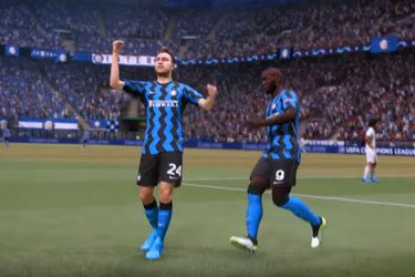 Olvídense del VAR y los estadios vacíos en FIFA 21