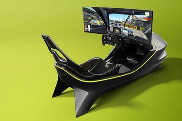 Aston Martin presenta un simulador de autos que te hará cuestionar si quieres comprar un modelo real