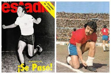 70 años de gambetas y goles: los mejores tantos y anécdotas del mítico Carlos Caszely