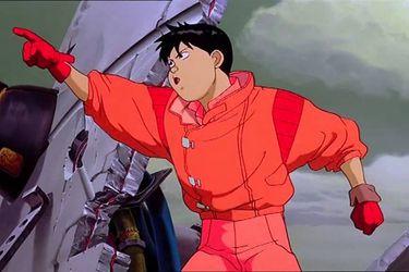 Funimation lanzará una notable chaqueta inspirada en Kaneda de Akira