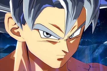 Gokú Ultra Instinc ya tiene fecha de lanzamiento en Dragon Ball FighterZ