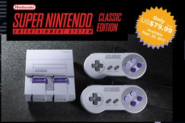 Nintendo planea lanzar muchas más copias de la Super NES Mini para suplir la demanda