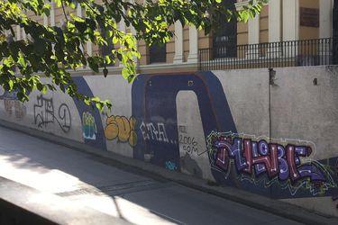 Consejo de Monumentos Nacionales aprueba declarar como Monumento Histórico el mural de Santa Lucía