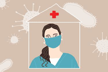 """Soy médico en Caleta Tortel: """"Supimos de la cuarentena total por televisión"""""""