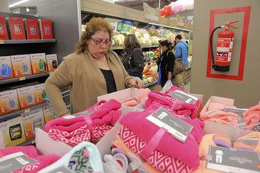 CASTRO:inauguran supermercado Lider Express del mall de Castro
