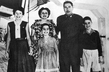 Los Pinochet 45 años después