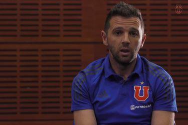 Montillo rechaza la oferta: comunica a la U que se va en enero y que se retira