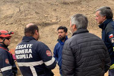 Concluyen labores de rescate de mineros bolivianos en Tocopilla y cierran faenas