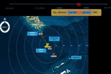 Fach cambia el área de búsqueda de avión siniestrado tras nuevos hallazgos