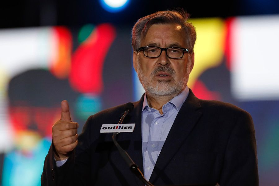 Alejandro Guillier elecciones