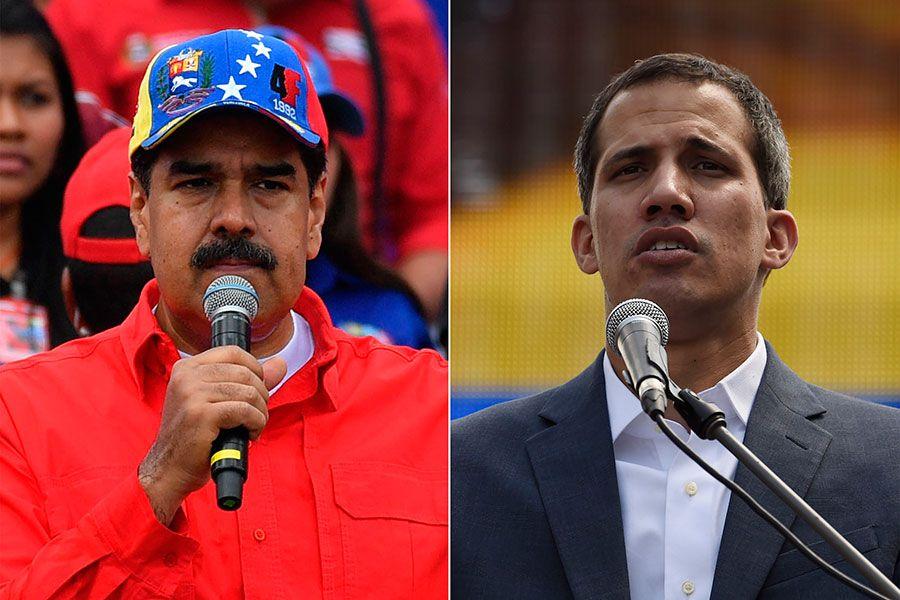 Guaidó-Maduro