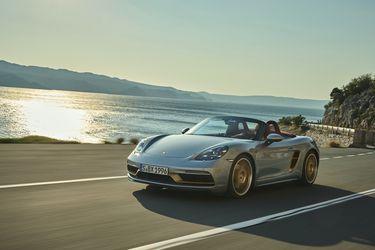Porsche celebra los 25 años del Boxster con una exclusiva edición especial