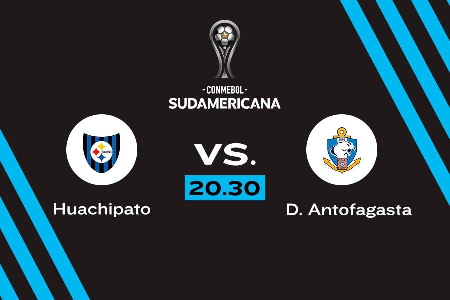 Huachipato vs. Antofagasta