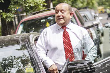 """Isidro Solís, el exministro de Bachelet que defiende a juez de Rancagua acusado de """"armar sala"""" en el Caso Caval"""