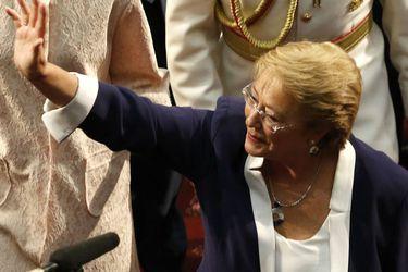 Bachelet se va