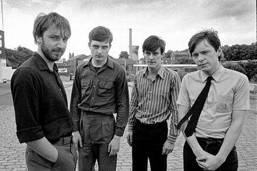 Unknown Pleasures o la era del hielo de Joy Division