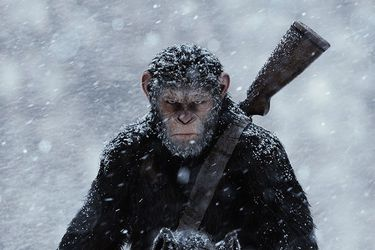 La historia de Caesar terminará en War For The Planet of the Apes